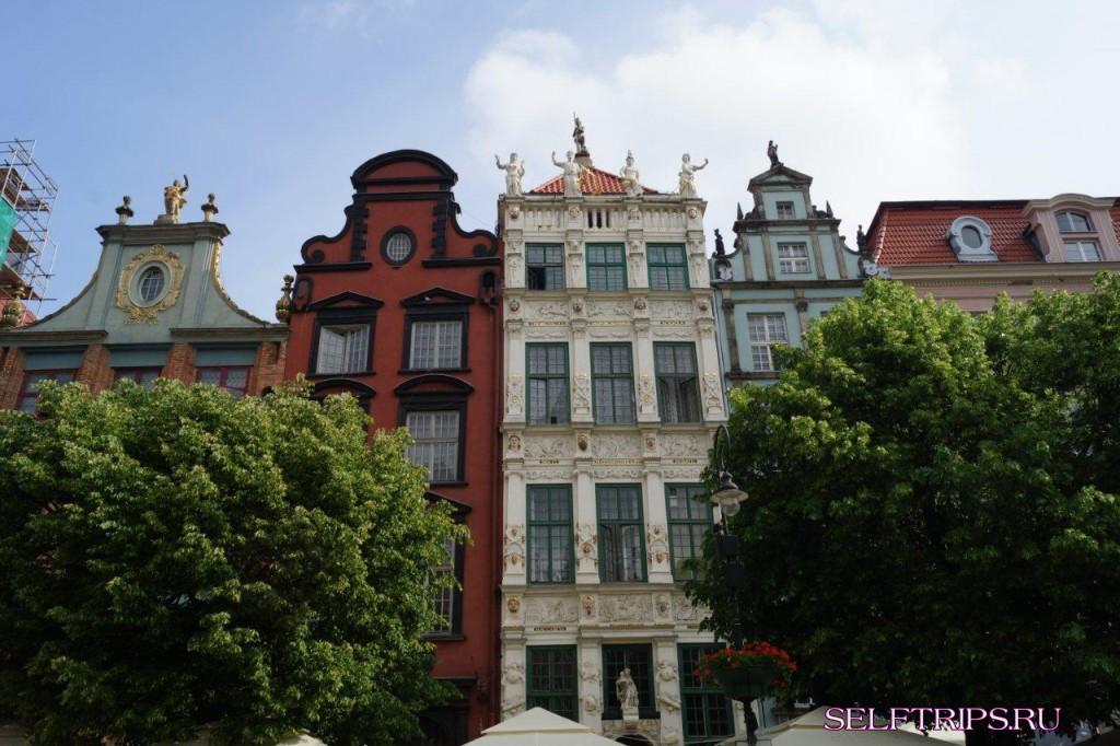Достопримечательности Гданьска, Гдыни и Сопота за один день