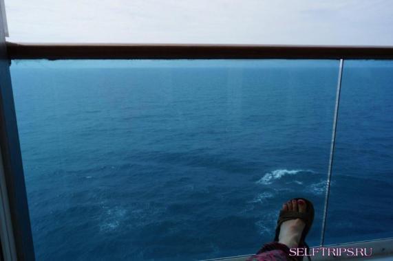 Обзор круизного лайнера Costa Mediterraneo