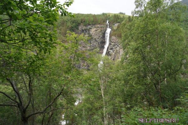 Лестница троллей и Гейрангер-фьорд