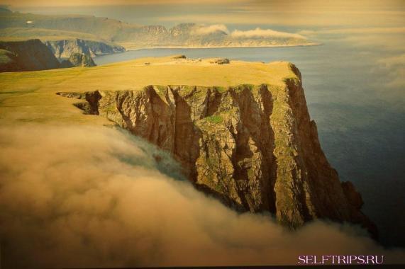 Самая северная точка Европы