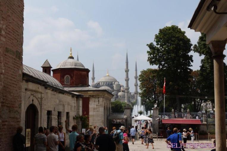 Стамбул: достопримечательности, еда и шоппинг