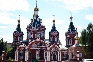 Kazan Cathedral Volgograd