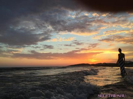 Пляжи Ульцинь