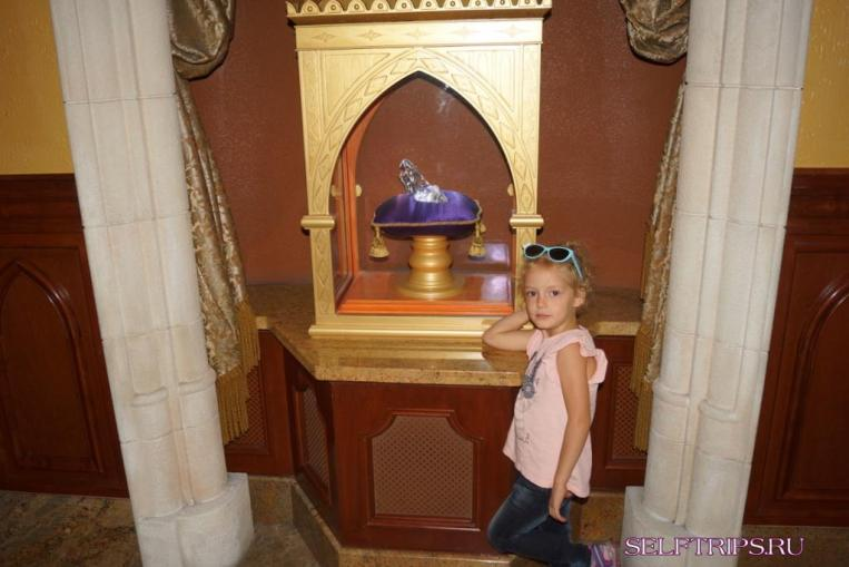 Волшебное Королевство Disney World