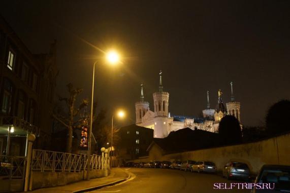 Город Лион
