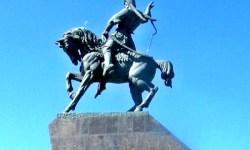 Monument Salavat Yulaev