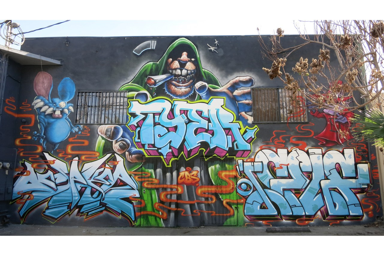 self selfuno graffiti cbs crew dytch66 tyer tewsr dcypher melrose production march 2014