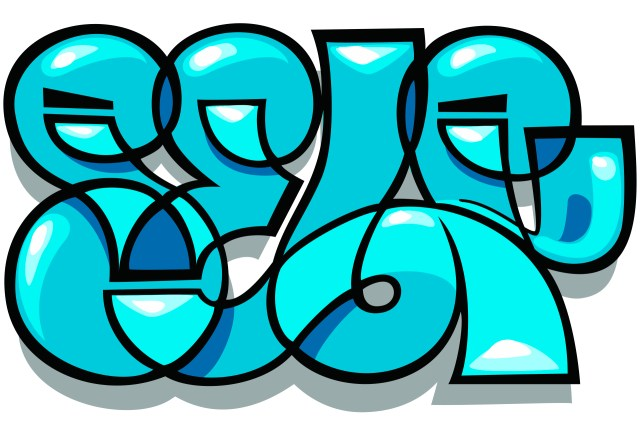 self selfuno digital sketch postmodern oitline letters