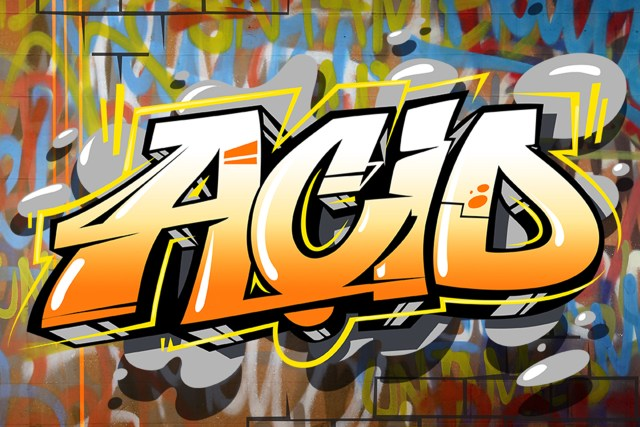 acid cigarillo letters logo self uno selfuno freelance graphic design graffiti style photoshop illustrator swisher sweets drew estate july 2015