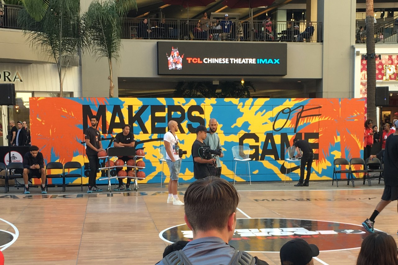 nike_footlocker_nba_allstar_2018_makers_of_the_game_basketball_court_graffitiusa_selfuno_hollywood_highland_losangeles