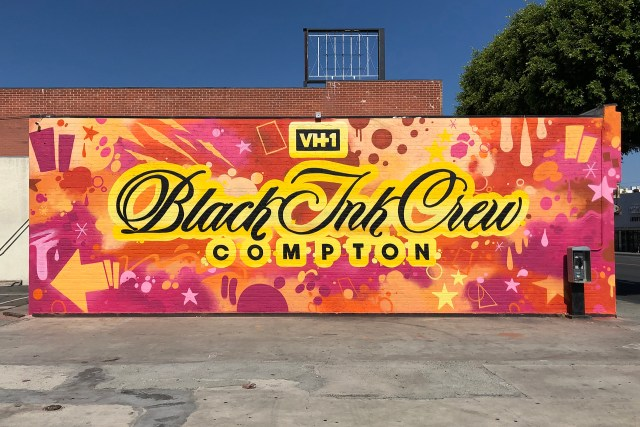 black ink crew compton self tewsr tyer take mural graffiti los angeles june 2019