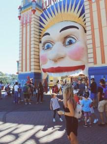 Luna Park, Sydney Australia