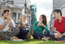 Healthy Tips for College Students to Stay in Good Shape by iglu.com.au