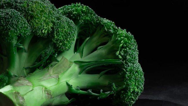 Хранение капусты: брокколи