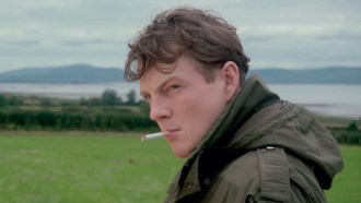 Property of the State interview with Kit Ryan and David Rawle at the Galway Film Fleadh