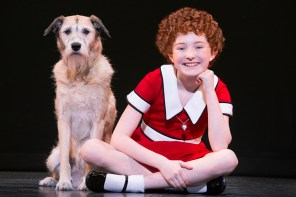 ANNIE at Bass Hall – Interview with Gilgamesh Taggett