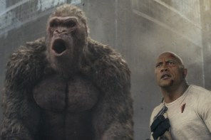 RAMPAGE – A Review by Hollywood Hernandez