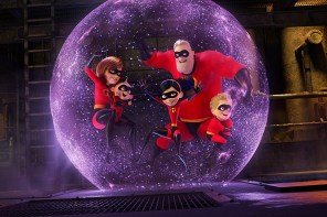 INCREDIBLES 2 – A Review by John Strange