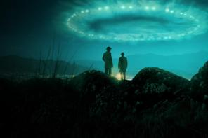 PROJECT BLUE BOOK – Interview with Creator David O'Leary and Stars Michael Malarkey and Laura Mennell