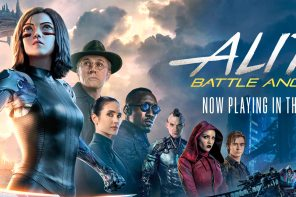 ALITA:  BATTLE ANGEL – A Review by Gadi Elkon