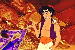 ALADDIN (1992) – A Blu-ray/DVD and Digital HD Review by John Strange