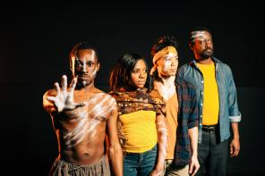 Second Thought Theater – Mlima's Tale – Interview with Director Tiana Kaye Blair