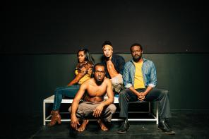 SECOND THOUGHT THEATRE – MLIMA'S TALE – Review by Gadi Elkon