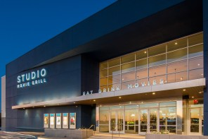 Studio Movie Grill Implements Seating 10 Feet Apart, 50 Seats Maximum