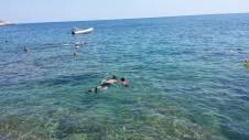 Snorkelling in Croatia