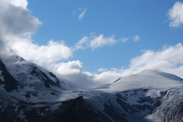 Our first Glacier sighting!