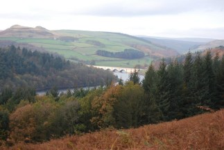 Peak District National Park in lovely fall colours