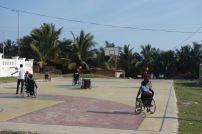 wheelchair basketball in Ghana