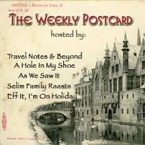 #TheWeeklyPostcard