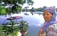 at gulshan lake