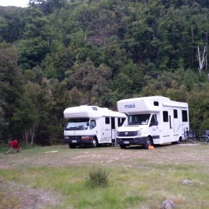 Nelson Lakes Freedom Camping DOC