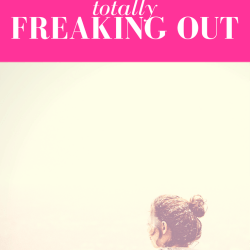 5 Self-Care Steps When You're Totally Freaking Out- Selina Almodovar - Christian Relationship Blogger - Christian Relationship Coach