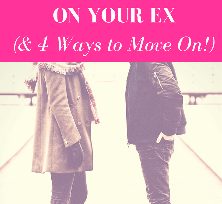 3 Reasons Why You're Still Stuck On Your Ex