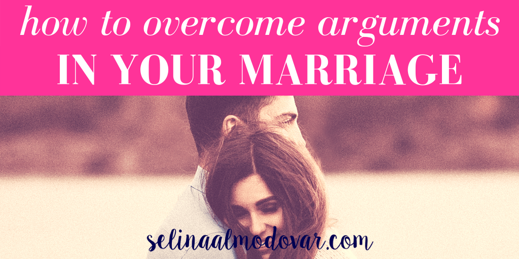 How to Overcome Arguments In Your Marriage