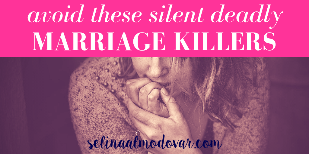 Avoid These Silent Deadly Marriage Killers