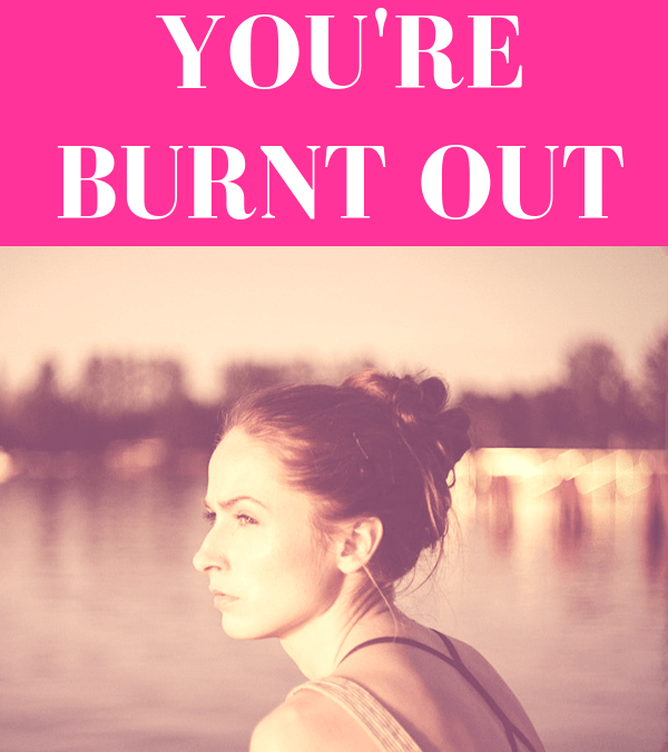 Seeking God When You're Burnt Out