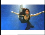 Rock The Boat: Aaliyah under water. Photo: Fanpop