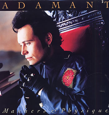 Adam Ant: Manners and Physique,1990. Photo: Adam-Ant.Net