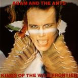 Adam and the Ants: Kings of the Wild Frontier, 1980. Photo Adam-Ant.net