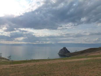 One of the views on Olkhon Island.