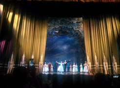 Giselle at the RAMT in Moscow.