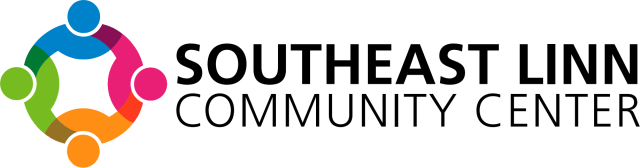 Logo for the Southeast Linn Community Center