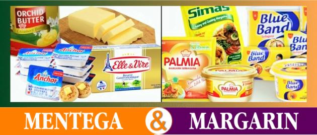 √ Cara Membedakan Mentega Dan Margarin
