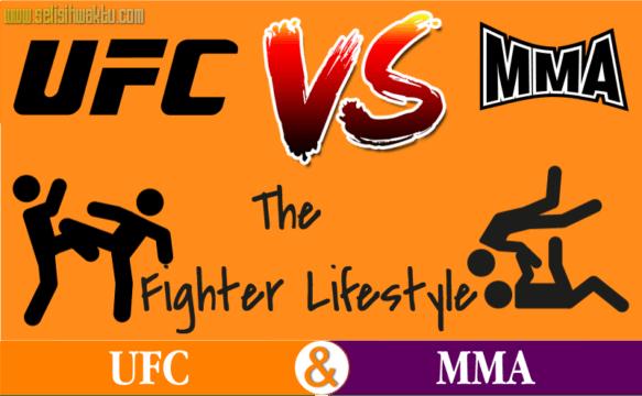√ Perbedaan Antara UFC dan MMA