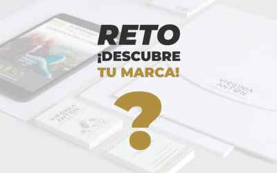 "Reto ""descubre tu marca"" gratis en 4 pasos"