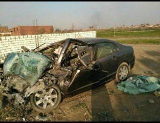 هوندا سيفيك 2009 حادثة